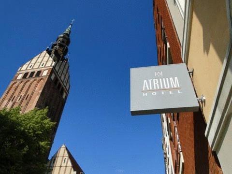 Hotel Atrium Elblag, Poland