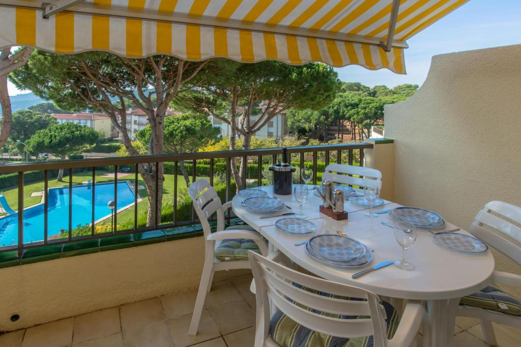 Calella de Palafrugell Apartment Sleeps 4 Pool 27