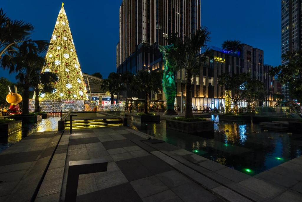 Central Park Christmas 2021 Vinhomes Central Park Luxury Arpartment Ho Chi Minh City Updated 2021 Prices