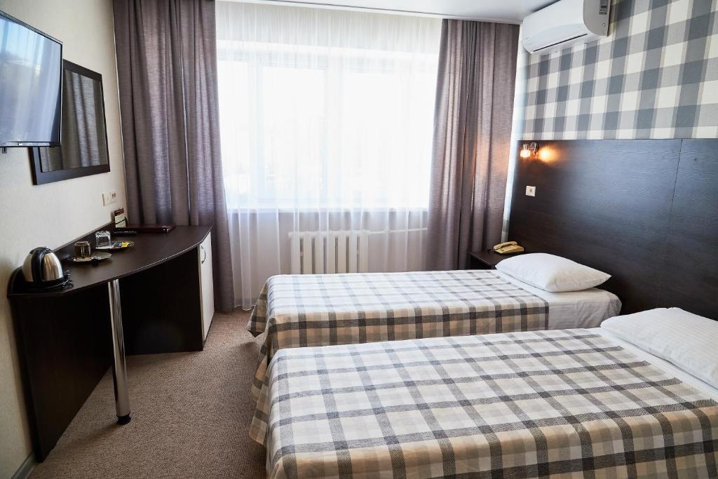 Гостиница Вятка, Киров - обновленные цены 2020 года
