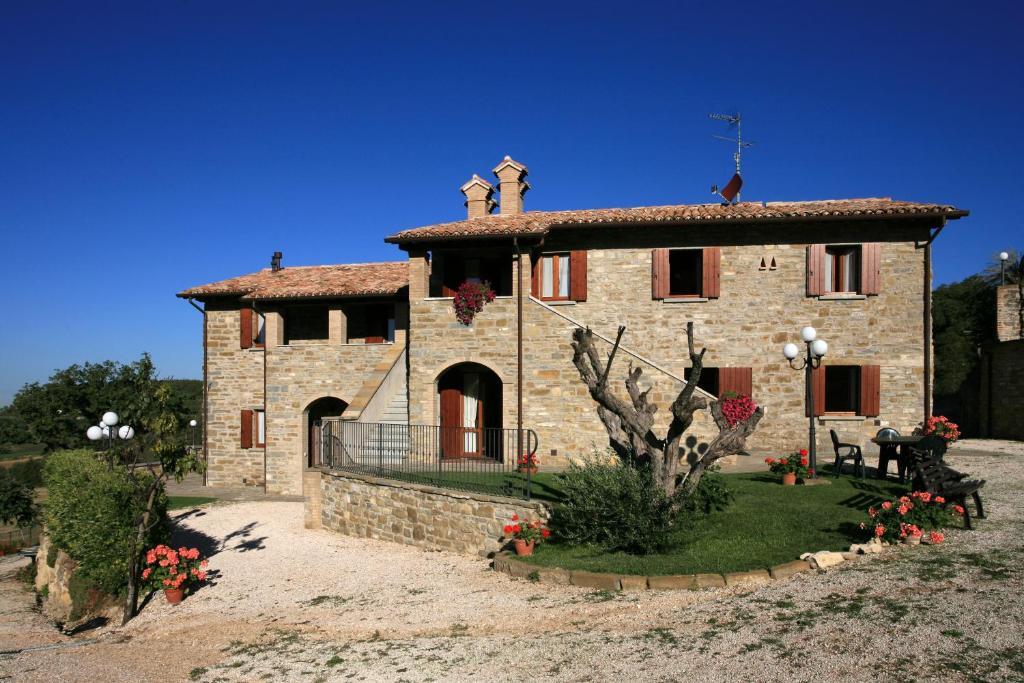 Agriturismo Casa Cresta