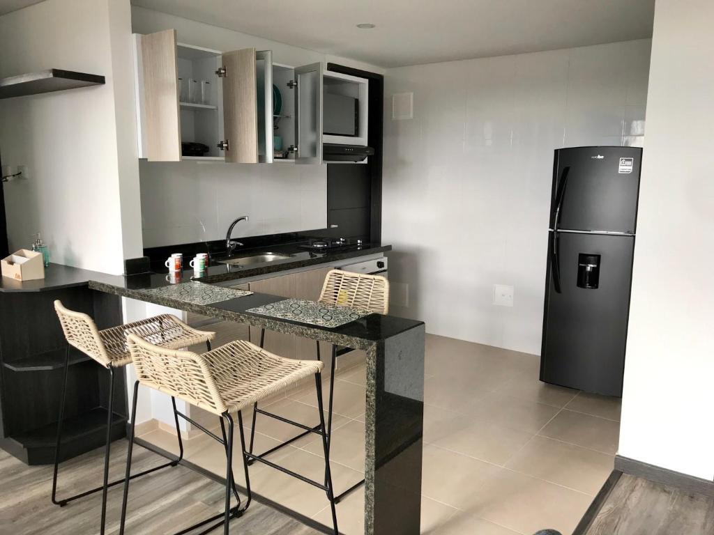"Nice apartment close to ""Andres Carne de Res"" Chia"