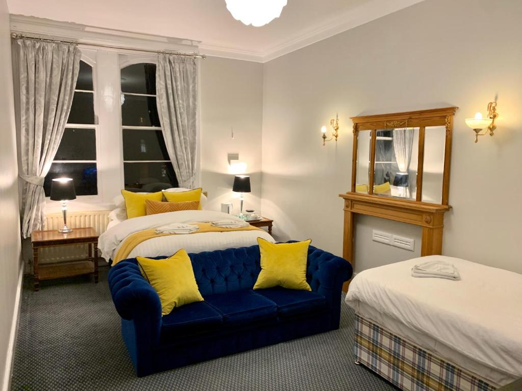 Central Hostel - Laterooms