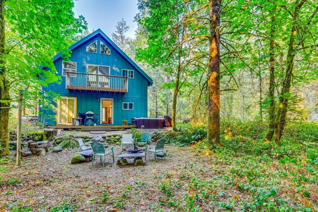 Wildwood Cabin