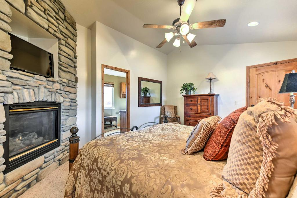Eden Townhome with Mtn View & Shuttle to Powder Mtn!