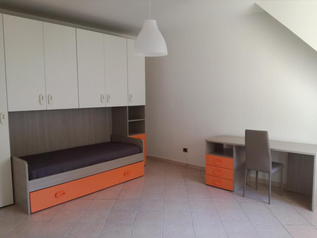 Posto letto in stanze singole al centro di Enna