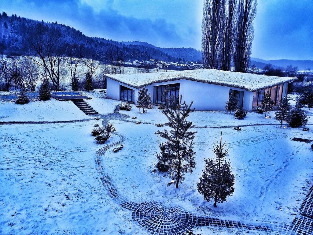 Wolkendorf Bio Hotel & Spa iarna