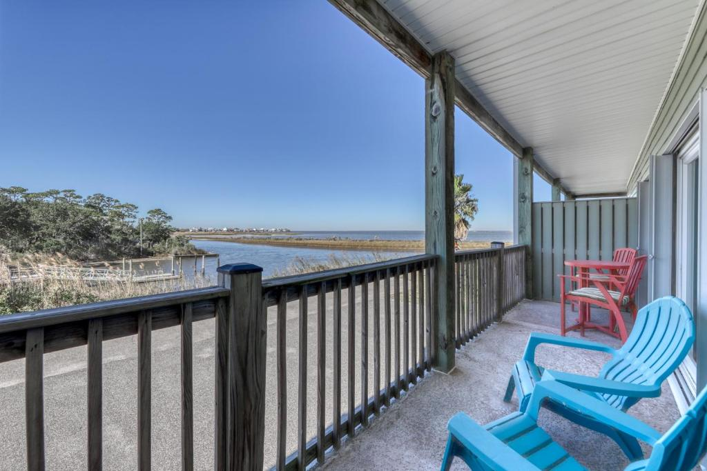 Bayou Heron Dauphin Island Condos