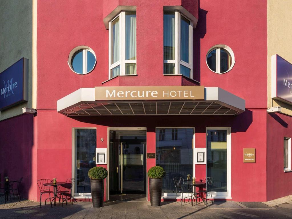 Mercure Hotel Berlin Zentrum Berlin, Germany