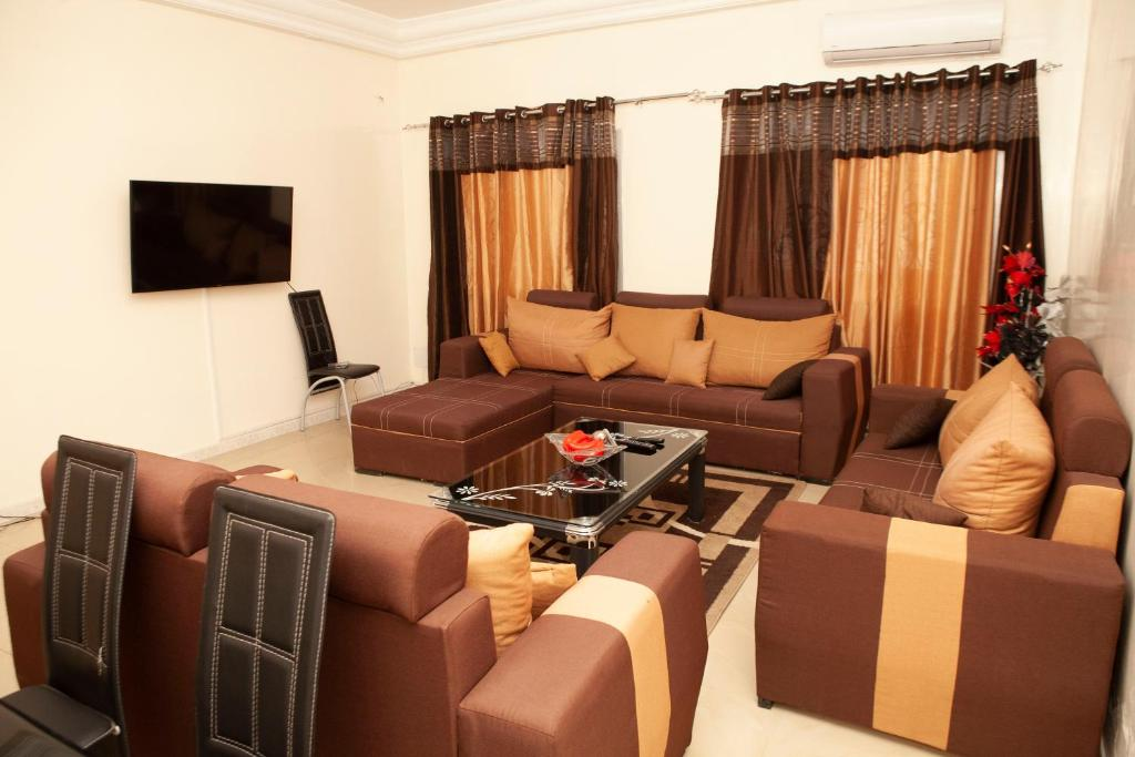 Apartment Dakar Rentals, Senegal - Booking.com