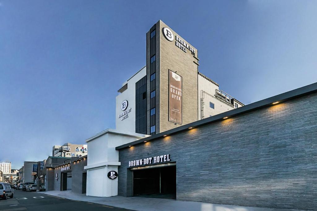 Browndot Hotel Sasang Renecite
