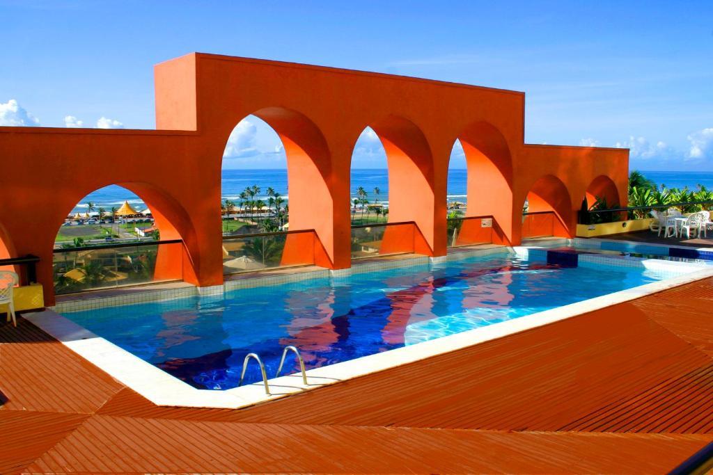 The swimming pool at or near Sol Bahia Sleep