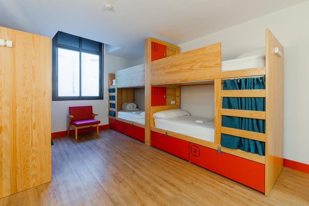 Ok Hostel Madrid (España Madrid)