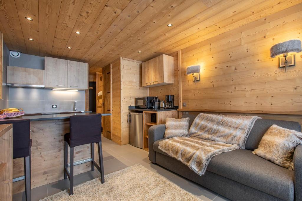 Val Thorens - Cosy Appartement avec Vue Silveralp 224