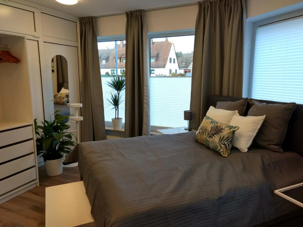 Strietpartment - 2 Schlafzimmer, viel Raum und Ruhe