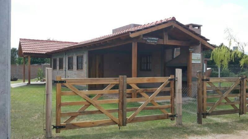 Cálidas cabañas Las Piedras, Villa Cura Brochero