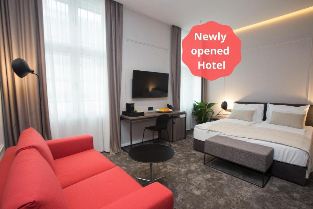 Manda Heritage Hotel Zagreb Updated 2021 Prices