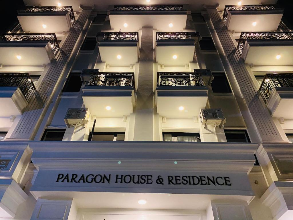 Paragon House and Residence