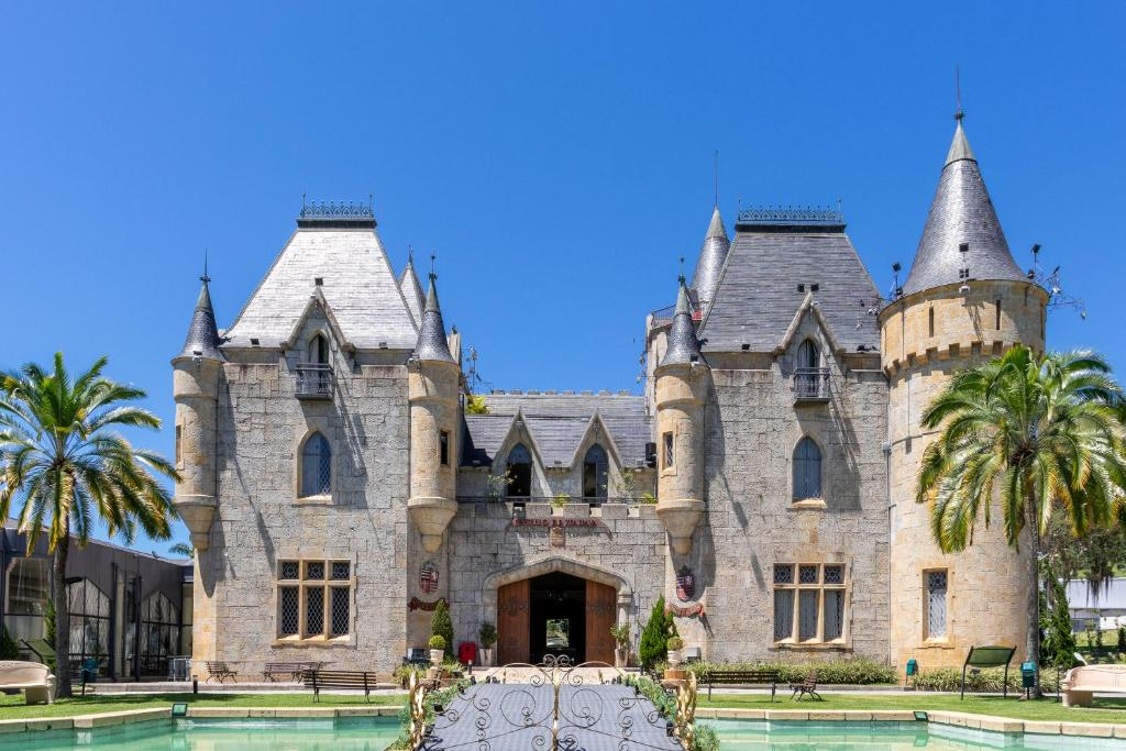 Castelo de Itaipava Hotel, Eventos (Brasil Itaipava) - Booking.com