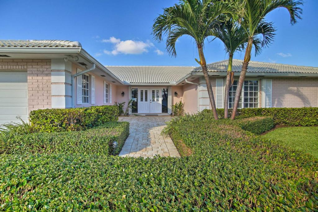 Riviera Beach Home with Private Pool-1 Min to Coast!