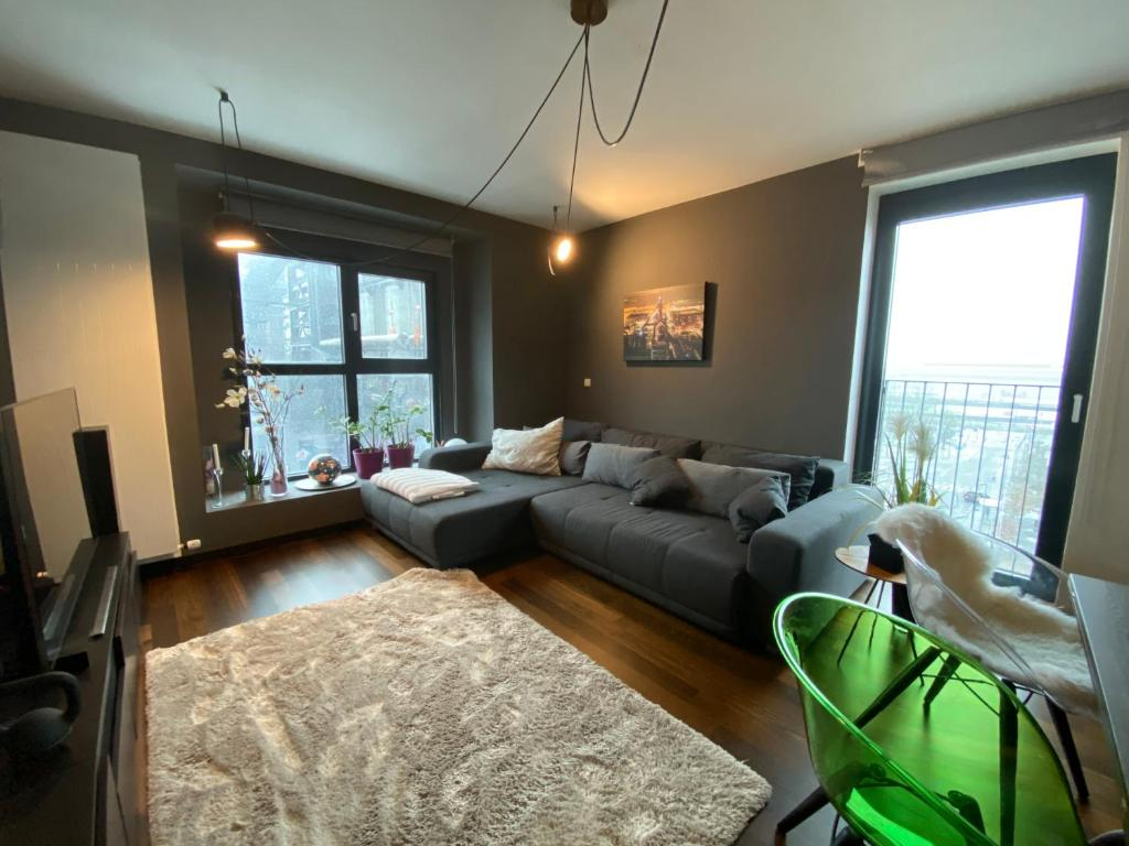 Modern apartment in the heart of Belval