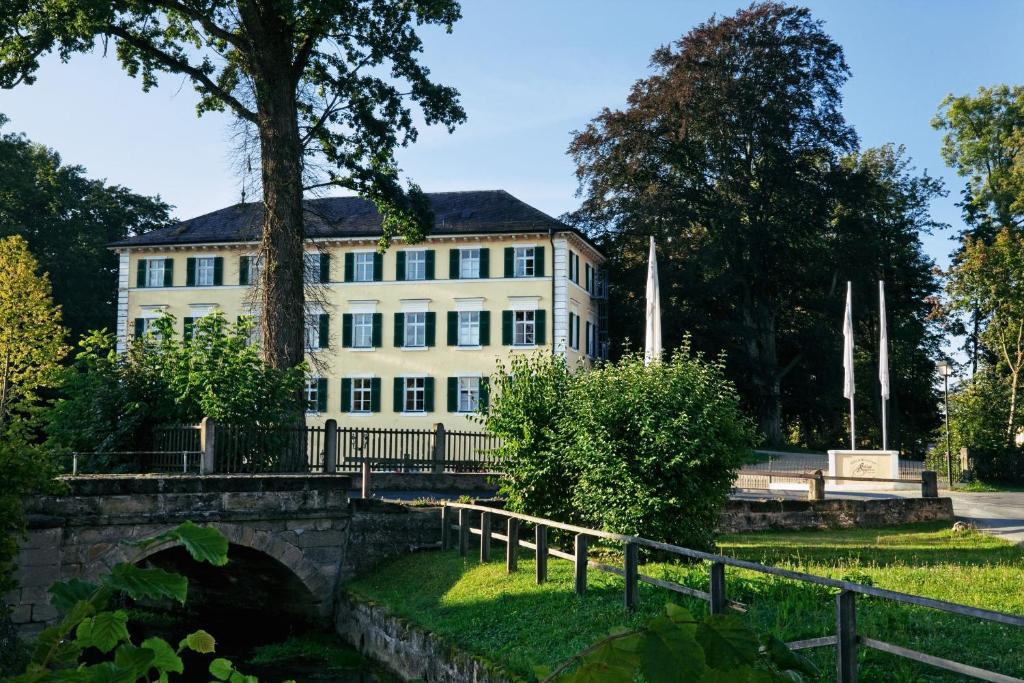 Schloss Burgellern Schesslitz, Germany