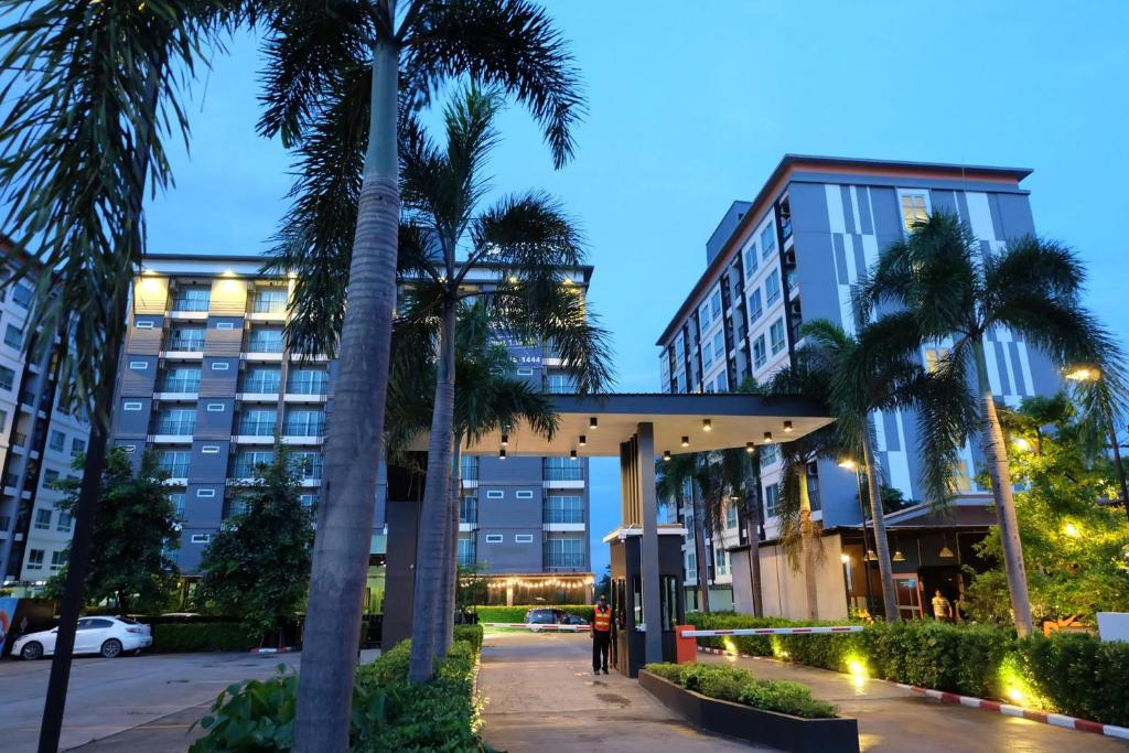 Interpark Hotel & Residence, Eastern Seaboard Rayong