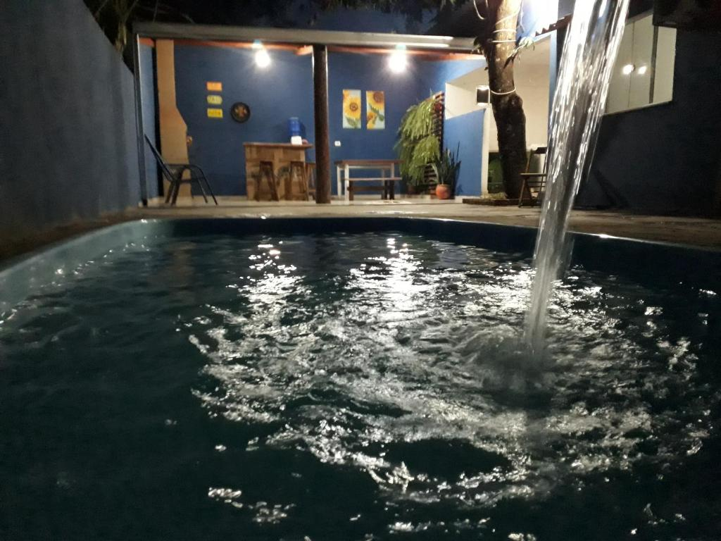 The swimming pool at or near Casa Bonito Centro