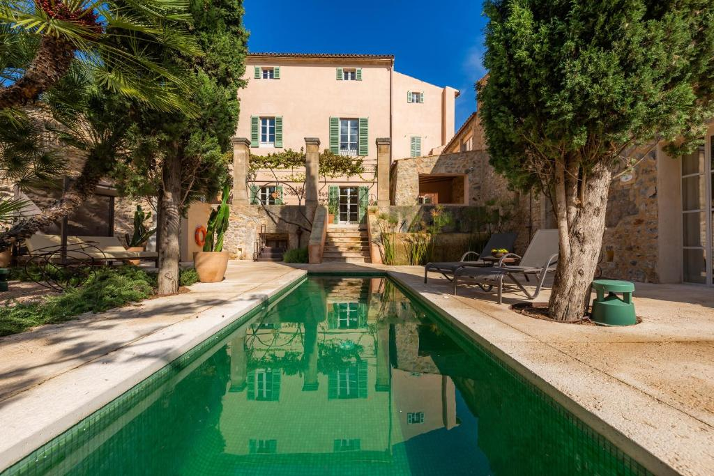 The swimming pool at or near Yartan Boutique Hotel