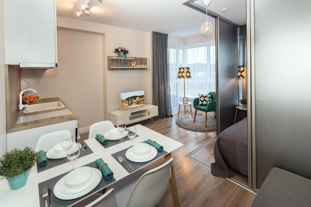 Relax apartments near Egle