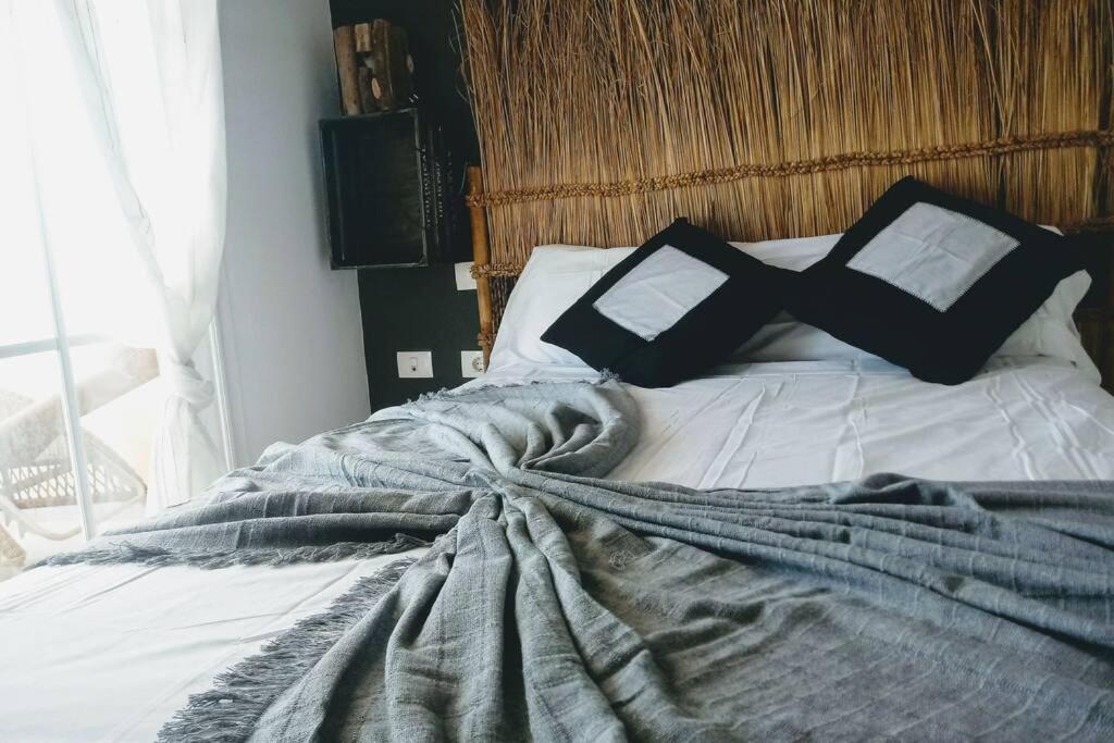 Cama o camas de una habitación en Cloud Volcano