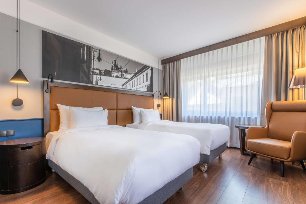 Radisson Blu Hotel Prague