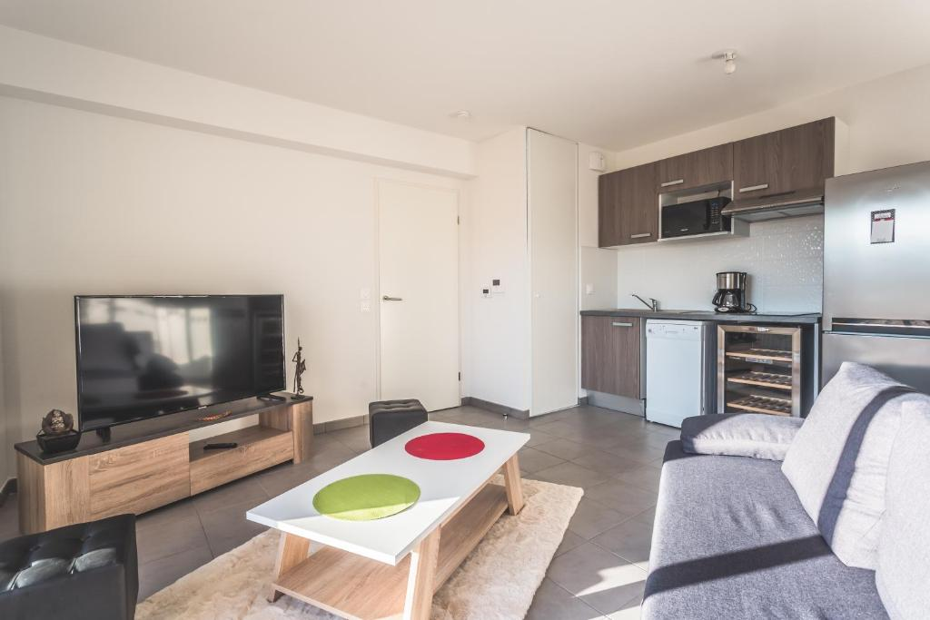 Appartement neuf 2 à 4 couchages Biscarrosse