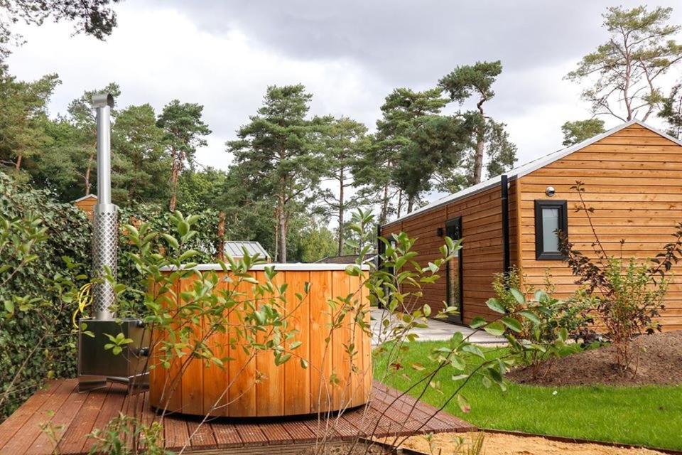 Wellness Lodge Teva With Hot Tub Private Sauna Otterlo Updated 2021 Prices