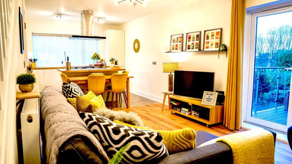 Apartment The Duplex Margate With Deck Free Uk Booking Com