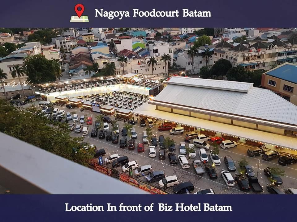 A bird's-eye view of Biz Hotel Batam