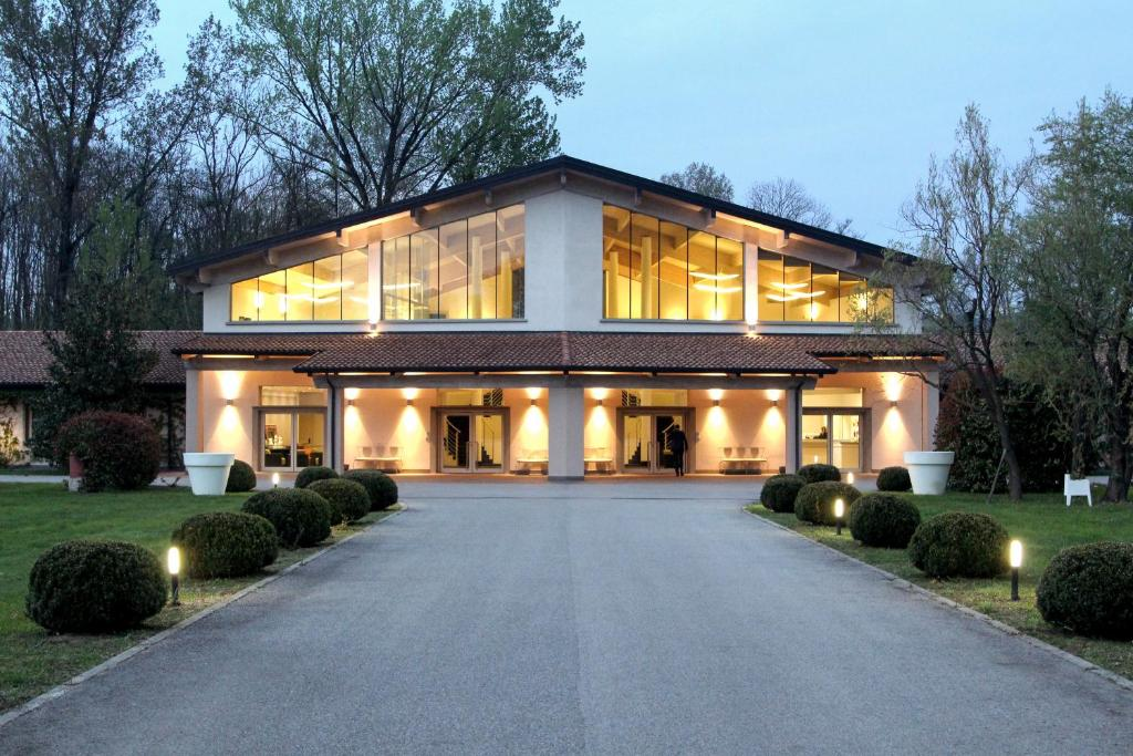 Hotel Capolago Varese, Italy