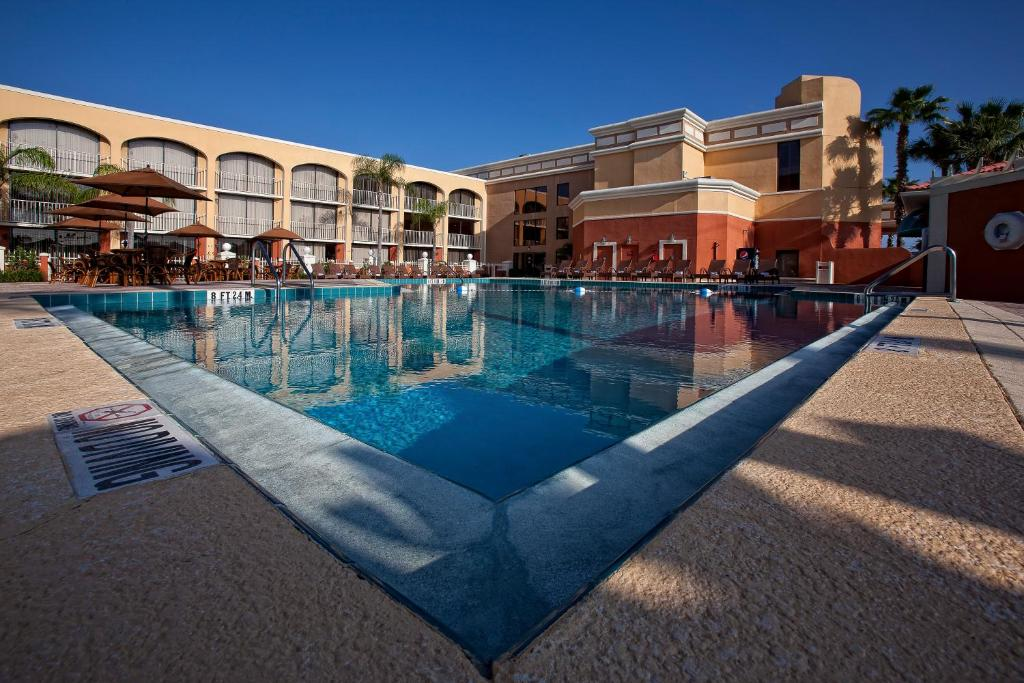 The swimming pool at or near Westgate Towers Resort