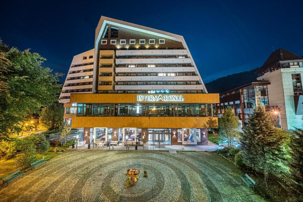Hotel International Sinaia, Romania
