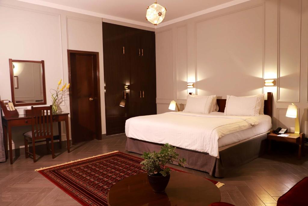 The Residency Hotel Lahore Pakistan Booking Com
