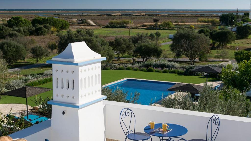 A view of the pool at Casa Flor de Sal or nearby