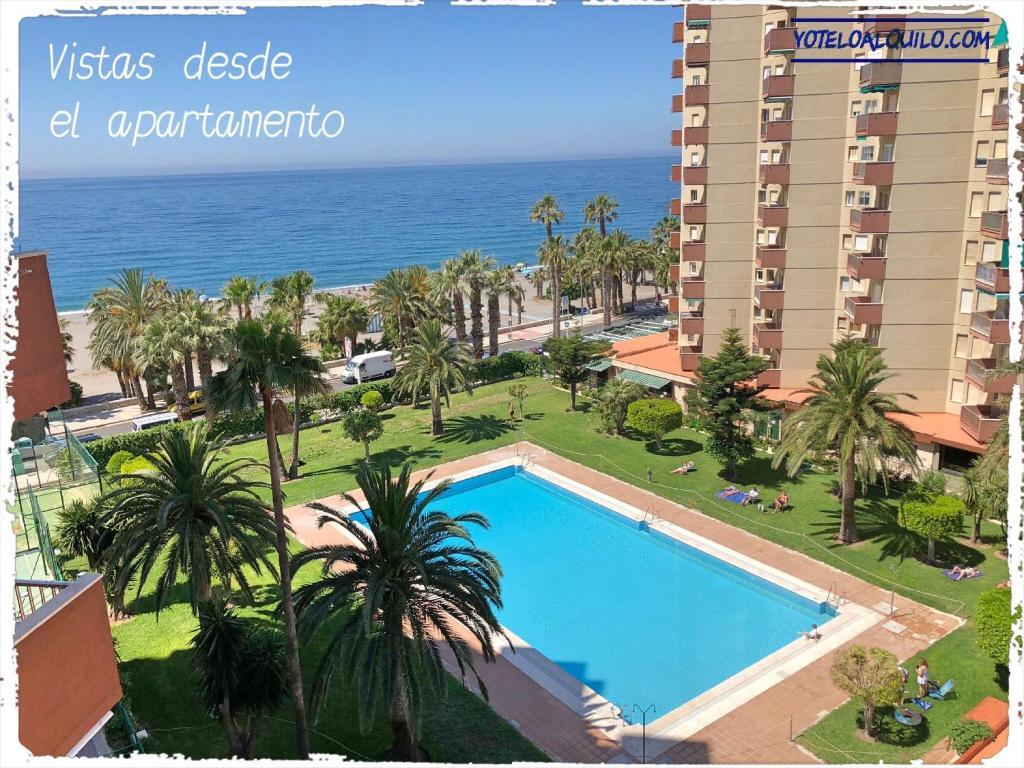 Luxury Apartment Las Gondolas 1 Dormitorio Parking Gratis I Almuñécar Tarifs 2021