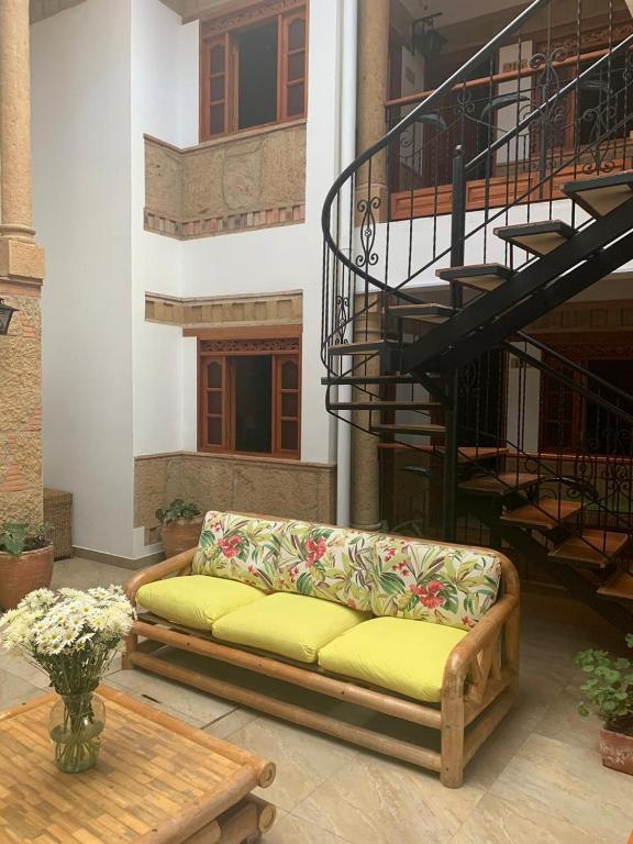 Hotel Campanario De La Villa Real - Villa De Leyva