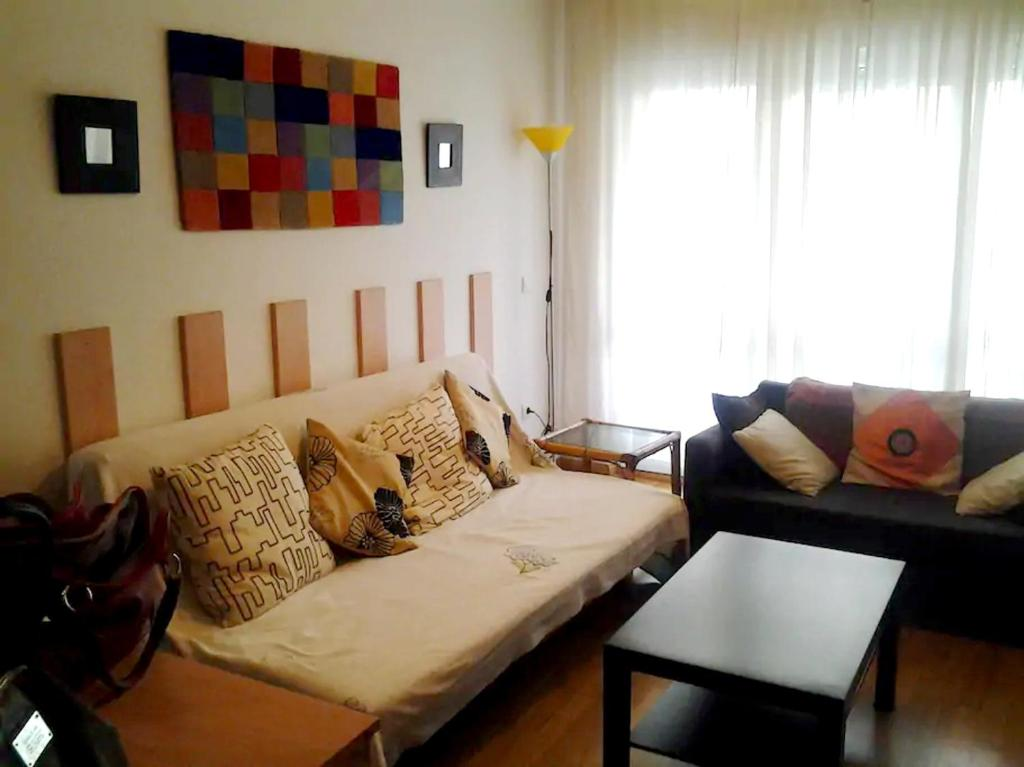 Apartment with one bedroom in Unquera with wonderful city view shared pool and balcony 5 km from the beach