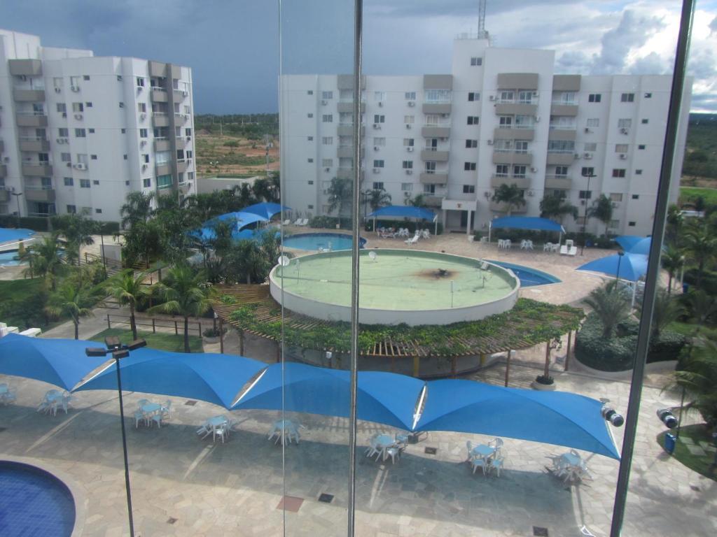 Condomínio Lagoa Quente Flat Service-Caldas Novas