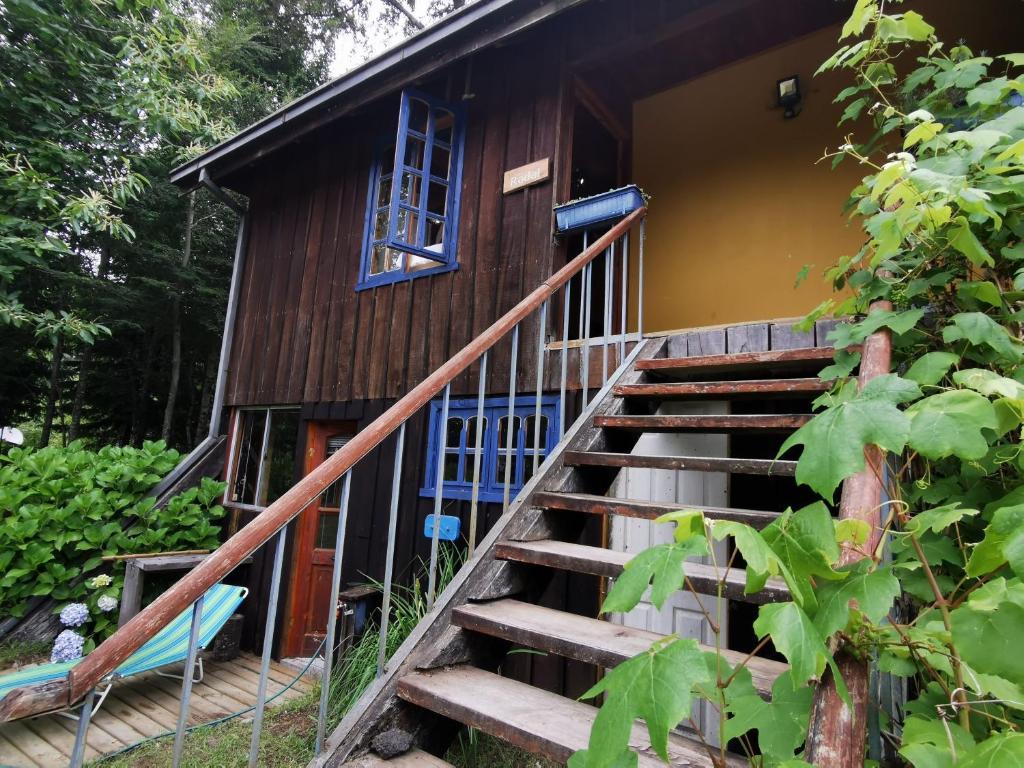 Cabin Radal in Coñaripe