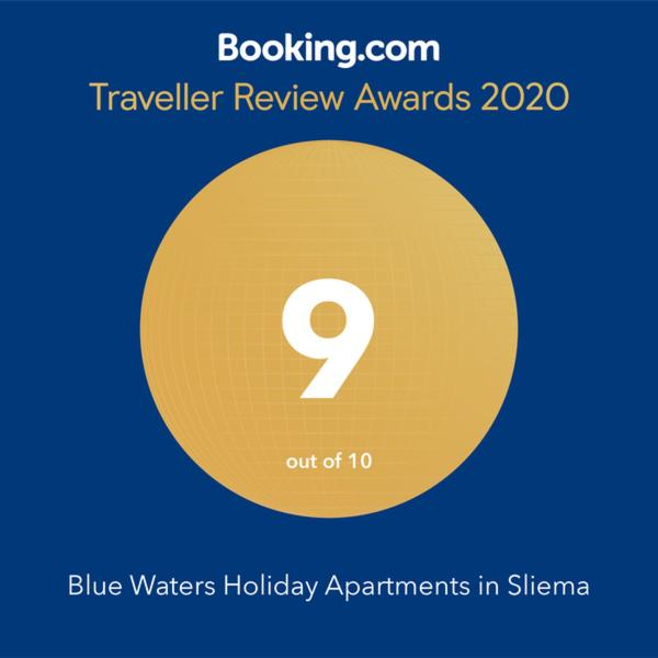 Bluewaters apartments - Laterooms