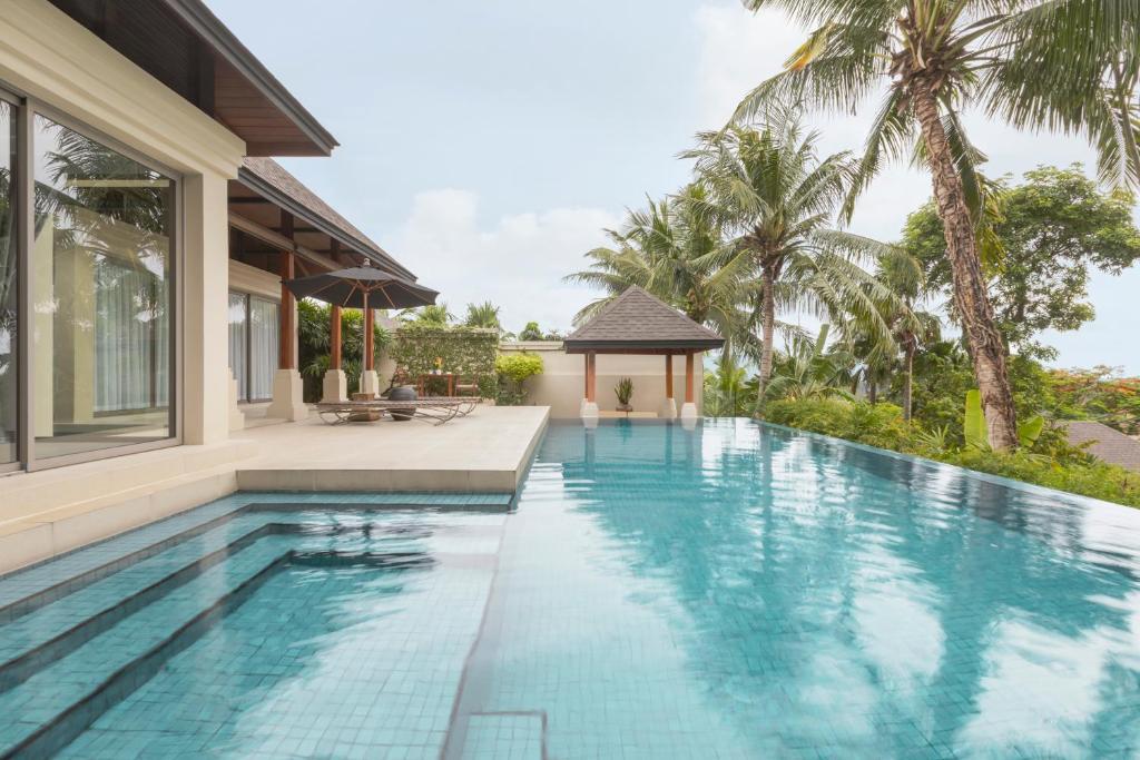 Бассейн в The Pavilions, Phuket или поблизости