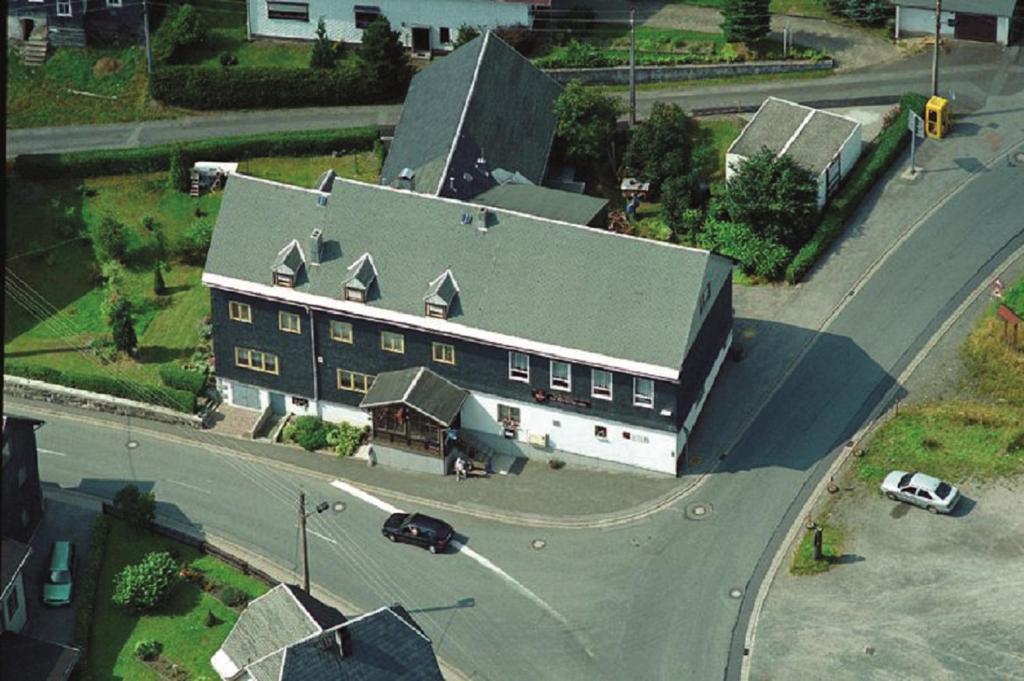 A bird's-eye view of Gasthaus & Pension Am Rennsteig