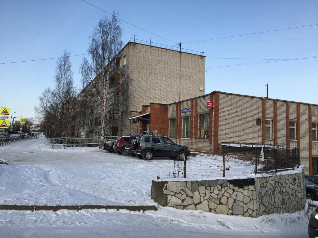 Здание мини-гостиницы